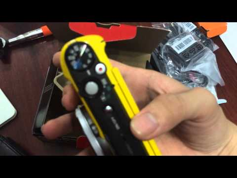 Casio Zr1500 unboxing