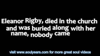 Aretha Franklin - Eleanor Rigby (with lyrics)