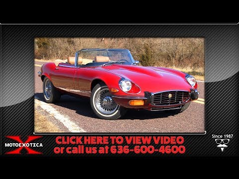 1973 Jaguar XKE Series III (CC-1219678) for sale in St. Louis, Missouri