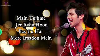 Barf Si (LYRICS) - Armaan Malik - YouTube