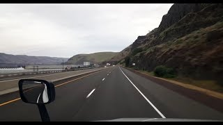 BigRigTravels LIVE! Albany to Hermiston, Oregon I-5, I-205, I-84-May 21, 2019