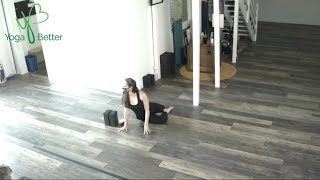 LEVEL 1 – 9am w/ ANDRIA – 3.31.21 Yoga Better LIVESTREAM