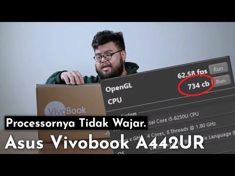 Terlalu Cepat untuk Core i5. Tidak Wajar. - Asus Vivobook A442UR