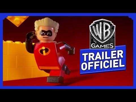 Trailer d'annonce de LEGO Les Indestructibles