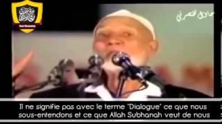 Ahmed Deedat terrifie le Pape et fait trembler le Vatican  Emouvant
