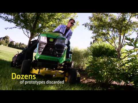 2018 John Deere X570 Lawn Tractor with 48 in. Deck in Sparks, Nevada - Video 2