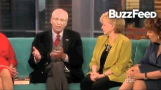 Dick Cheney: I Support Gay Marriage
