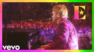 Elton John   Crocodile Rock (Live At Madison Square Garden)