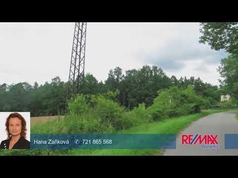 Video Prodej pozemku 3365 m², Heřmaň