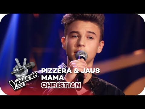 Pizzera & Jaus - Mama (Christian) | Blind Auditions | The Voice Kids 2018 | SAT.1