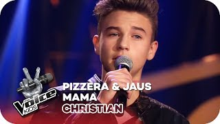 Pizzera & Jaus   Mama (Christian) | Blind Auditions | The Voice Kids 2018 | SAT.1