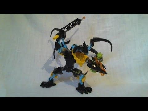 Vidéo LEGO Hero Factory 44020 : Flyer Beast contre Breez