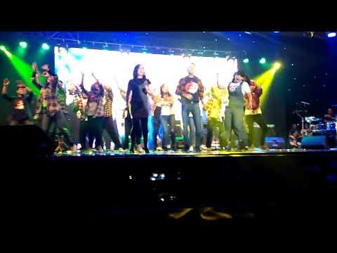 Cover Dance Koi Mil Gaya at BRIFEST 2018 HUT BRI 123