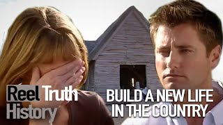 Build A New Life In The Country: 400-year-old Barn Conversion | Reel Truth History Documentary