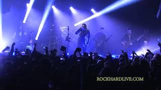 Motionless In White ~ Full Set ~ 22018 On ROCK HARD LIVE