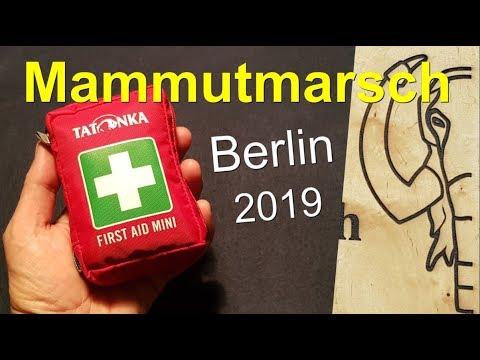 Erste Hilfe Set - Mammutmarsch Berlin 2019