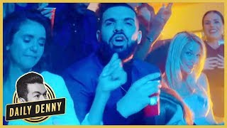 Drake Stages Epic Degrassi Reunion But Not Everyone Was Invited!   Daily Denny