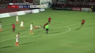 Jason Johnson Shocks The Soccer World With A Soaring Scissor Kick
