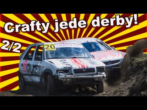 Event-VLOG #68 - Crafty jede derby! Demolition Derby 2017 (2/2)