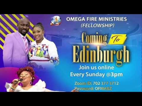 Sunday Live Service with Apostle Johnson Suleman 11th April 2021 at Omega Fire Ministries