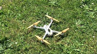 Comment démarrer un drone Hubsan h501S