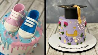 Gender Reveal Cake | Graduation Cake
