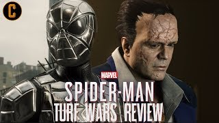 Spider-Man PS4: Turf Wars DLC Review Feat. Caboose