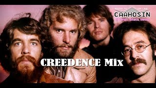 CREEDENCE Mix CAAHOSIN Radio Tv