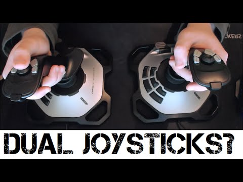 Dual Joystick Setup Review – Star Citizen