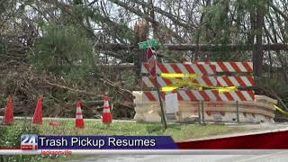 Republic Services Begins Routine Pick Up for Most of Affected Areas in Jacksonville