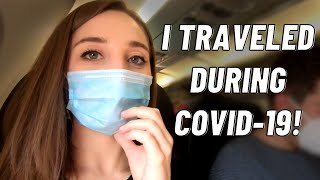 Myrtle Beach Travel Vlog // Traveling During The COVID-19 Pandemic! | German Girl in America