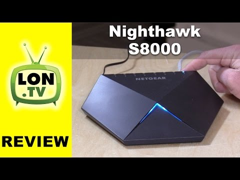 "NETGEAR Nighthawk S8000 ""gaming"" Ethernet Switch Review – Do you really need it?"