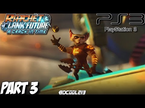 ratchet and clank a crack in time walkthrough part 1