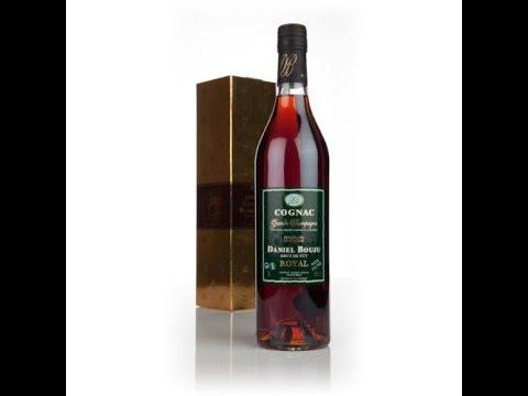 DANIEL BOUJU BRUT DE FUT Cognac Review No. 24