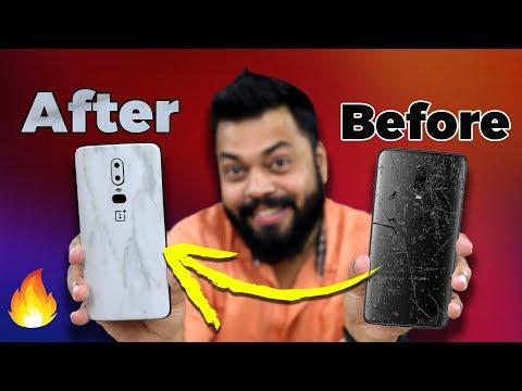 Woah! Banaye Apke Phone ko Nayaa Sirf 5 mins mein🔥 Gadgetshieldz Skinnova Phone Skins