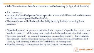 Presentation – NRI Taxation
