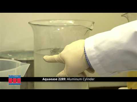 Cleaning Aluminum with Aquaease 2289