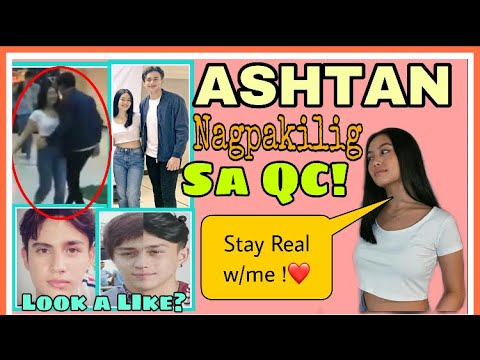 Ashtan muling nagpakilig sa QC! Sinong mas look a like ni Tan? | Luisa Almonte updates ( 11/30/19)