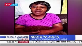 Mchezaji chipukizi wa mpira wa vikapu Zulfa Mgohi apania kuwa nyota nchini na kimataifa