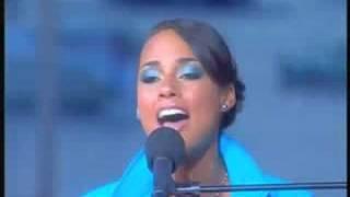 If I Ain't Got You   Alicia Keys Live @ Cannes Festival