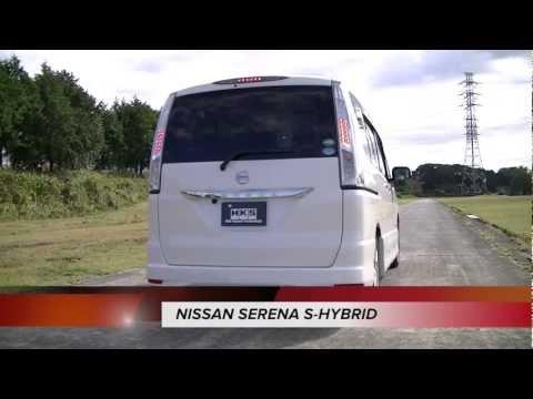 NISSAN SERENA S-HYBRID HKS LEGAMAX Premium