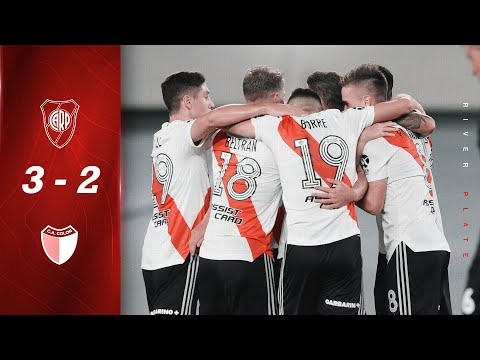 RIVER 3 - COLON 2 [RESUMEN COMPLETO - HD]
