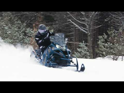 2022 Yamaha SRViper L-TX GT in Escanaba, Michigan - Video 1