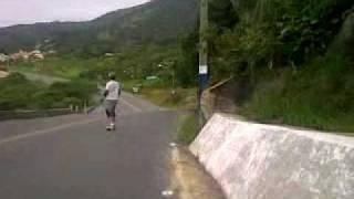 RIOT 77  - downhill@interpraias high speed
