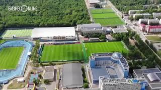 Как выглядит база сборной России по футболу