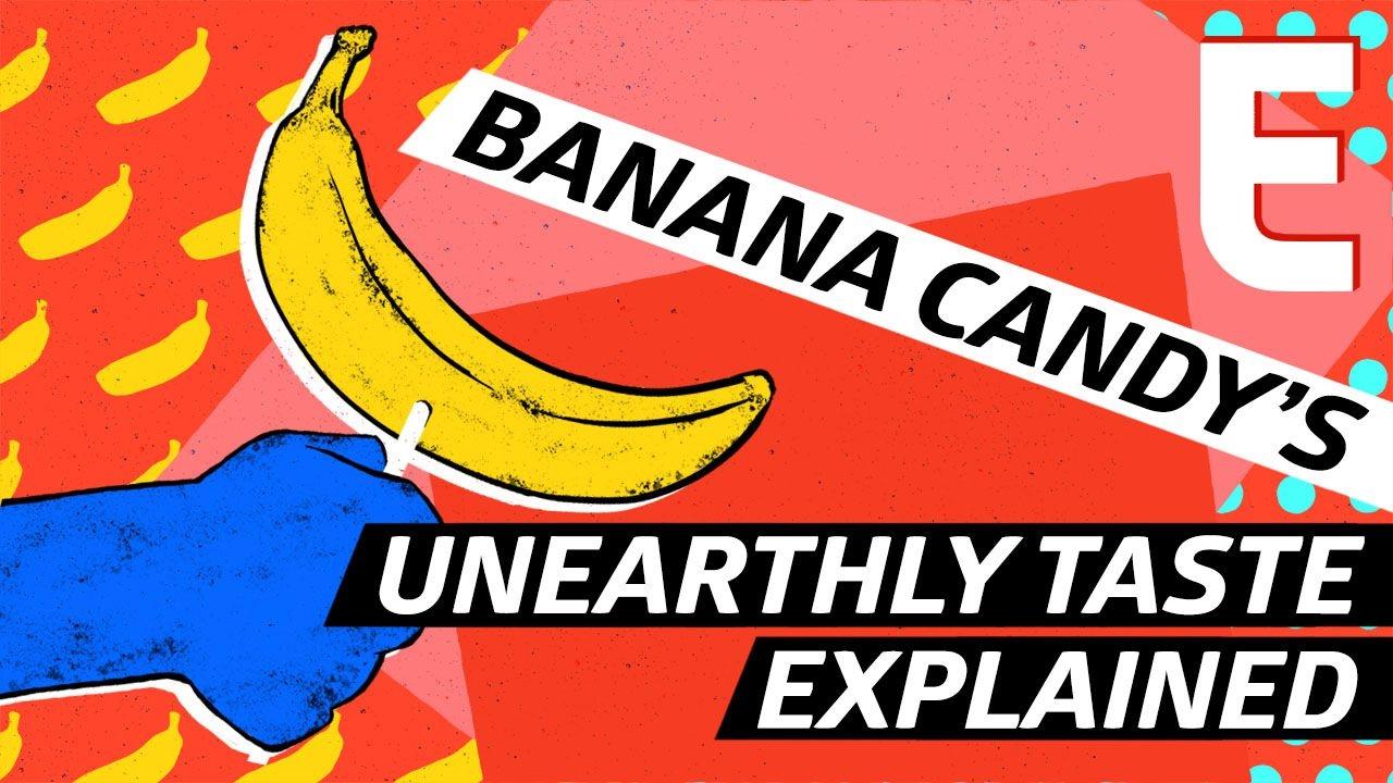 This Is Why Banana Candy Tastes Nothing Like Bananas — Snack Break thumbnail