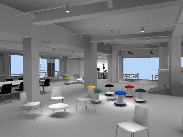 Design Offices, Clerkenwell, London, UK