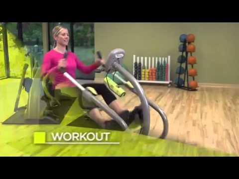 NuStep T4r Recumbent Cross Trainer   Instructional Video