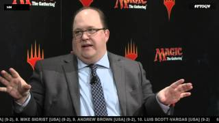 Pro Tour Oath of the Gatewatch Modern Innovation with Randy Buehler