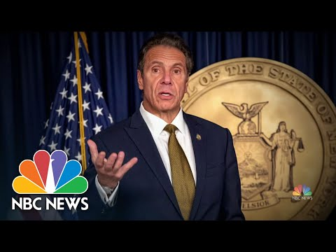 Cuomo Facing Continued Pressure On Two Fronts | NBC Nightly News